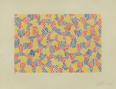 Jasper Johns, 'Untitled I', 1976