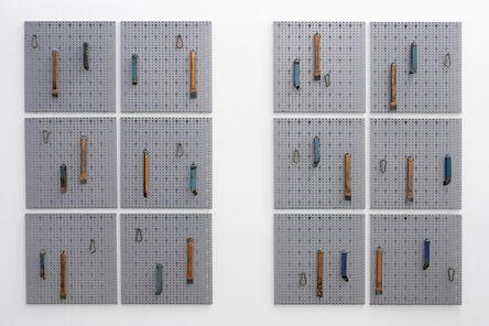 Sofia Hultén, 'Pattern Recognition VII', 2017