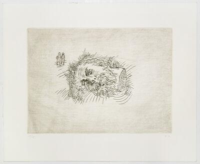 Tom Otterness, 'Fallen Giant Head', 1994