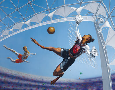 Alexis Rockman, 'Soccer', 2004