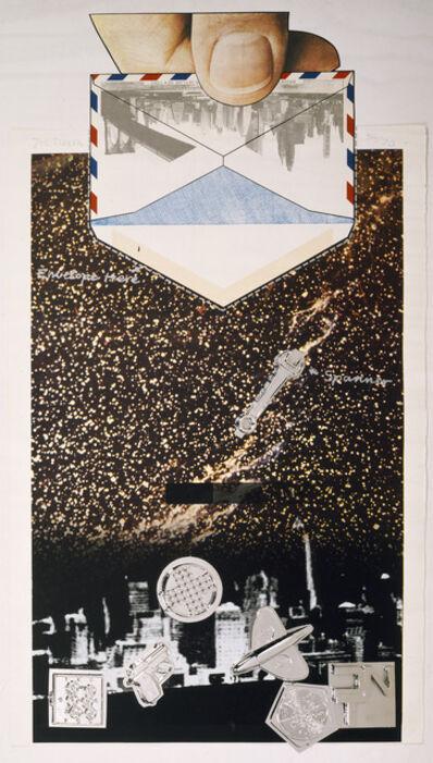 Joe Tilson RA, 'Sky One', 1967