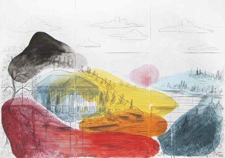 Sacha Floch Poliakoff, 'Paysage IV ', 2018