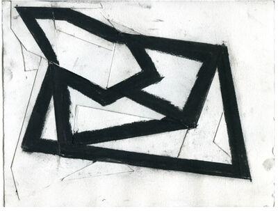 Kenneth L. Greenleaf, 'Blackwork #9', 2011