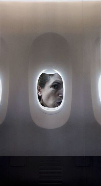 Jenn Berger, 'High In The Sky', 2015