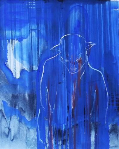 Beatrice Brown, 'Blue Dog ', 2017
