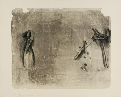 Jim Dine, 'Tools for Creely I', 2007