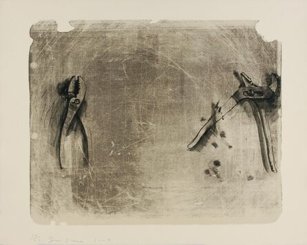 Jim Dine, 'Tools for Creeley I', 2007