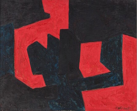 Serge Poliakoff, 'Sans titre', 1966
