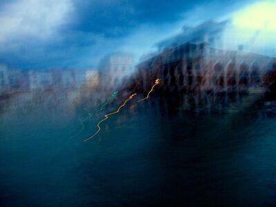 Hans Weiss, 'Dancing Souls at Canal Grande #2'