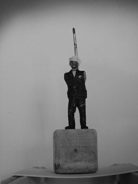 Antonio Rovaldi, 'Domani pensami in battaglia', 2013
