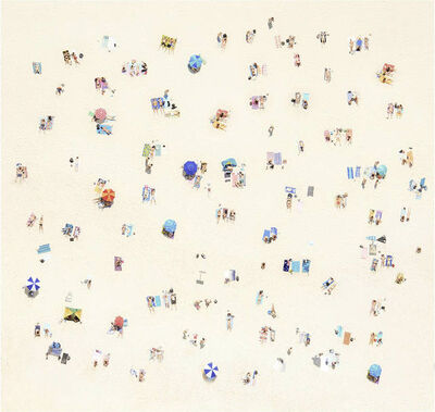 Joshua Jensen-Nagle, 'Sydney Sunbathers III', 2015