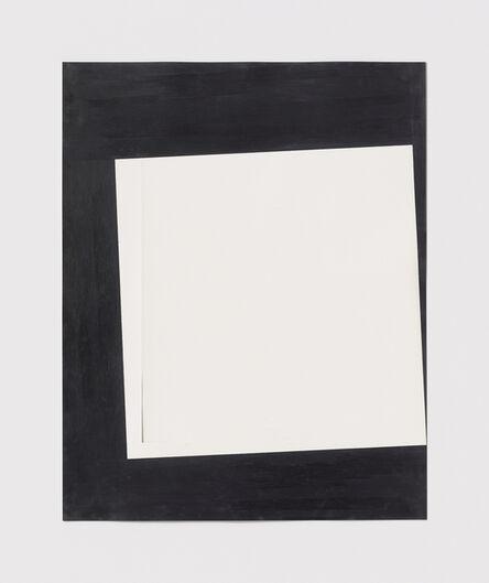 Stephen Antonakos, 'Untitled Cut, O#15', 1977