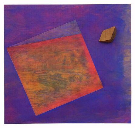 Sarah Braman, 'Big Sun and Little Moon', 2016