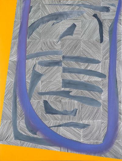 Jonathan Syme, 'A Jury Thoughts', 2014