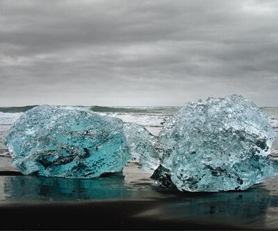 Andrea Hamilton, 'Luminous Icescape No.2', 2013