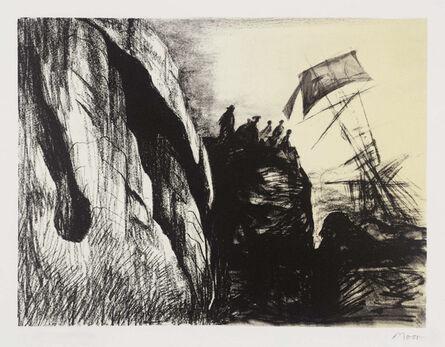 Henry Moore, 'Shipwreck II', 1973