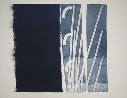 Hans Hartung, 'Nº4', 1973