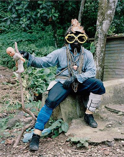 Wayne Lawrence, 'Chongome, Congo and Diablo Festival, Portobelo,Panama', 2011