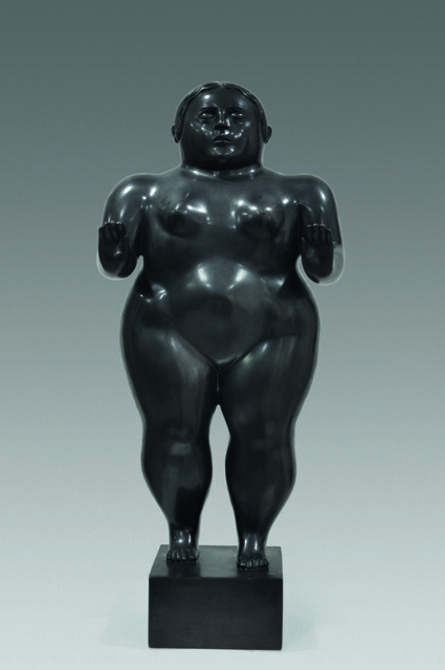 Fernando Botero, 'The Sleep-Walker - Uyurgezer', 2001