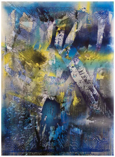 Chris Trueman, 'SCRN-R', 2017