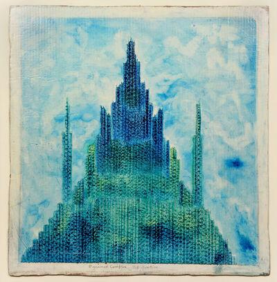 Eugene Von Bruenchenhein, 'Pyramid Complex', 1978