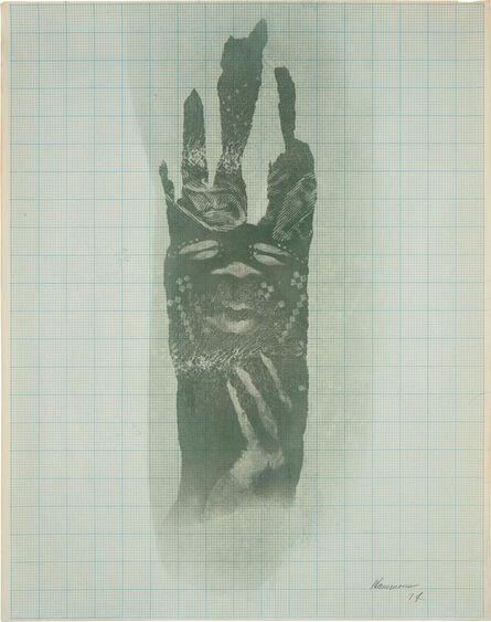 David Hammons, 'Untitled (Body Print)', 1974