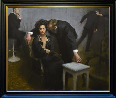 Nick Alm, 'The Three Stages', 2014