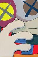 KAWS, 'Blame Game No. 5', 2014