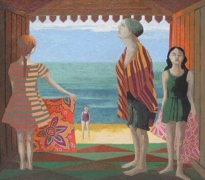 Kate Montgomery, 'Beach Hut', 2018