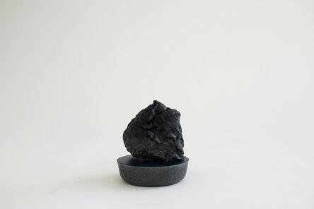 Adam Frezza & Terri Chiao, 'Black Sezuki', 2015