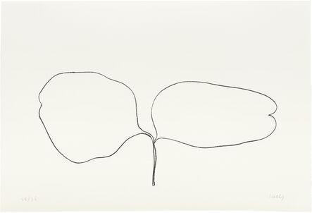 Ellsworth Kelly, 'Locust (Acacia)', 1965-66