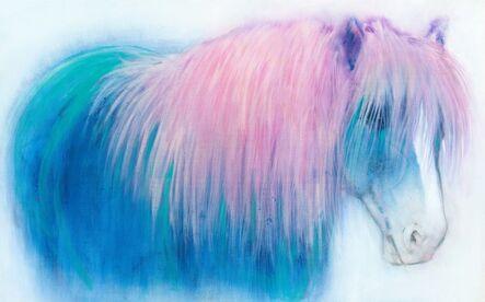 Sun Lin 林順雄, 'Horse', 2019
