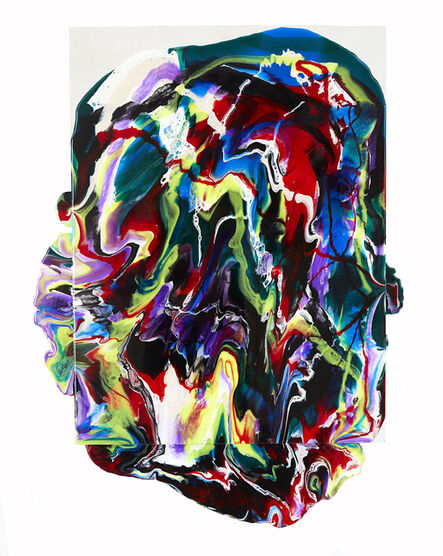 Ray Geary, 'My Face is Melting', 2018