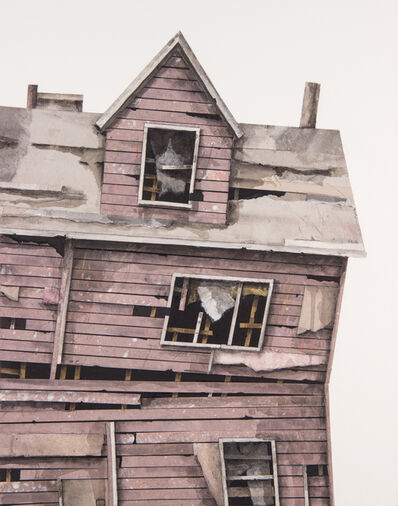 Seth Clark, 'House Study IV', 2018