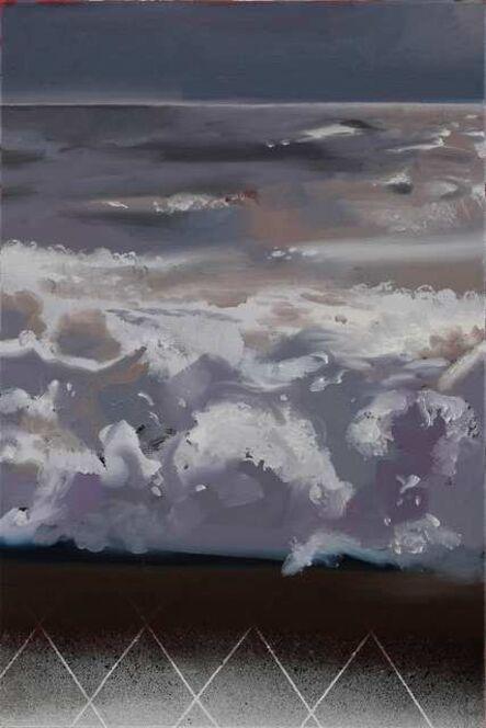 Rayk Goetze, 'Brandung (Labenne)', 2020