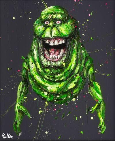 "Paul Oz, '""Ugly little spud ain't he..."" (Slimer)', 2015"