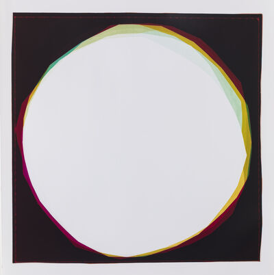 Liz Nielsen, 'Moons (Aurora)', 2016