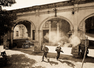 Lawrence Schiller, 'Butch Cassidy and the Sundance Kid, PG 48', 1968