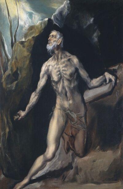 El Greco, 'Saint Jerome', ca. 1610/1614