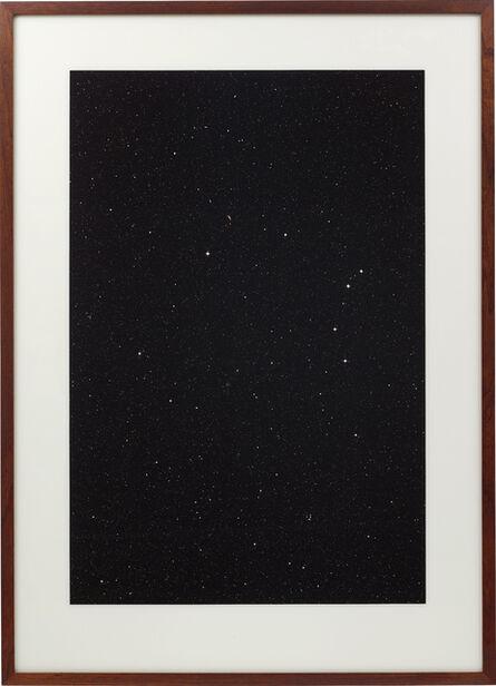 Thomas Ruff, 'Sterne 18h 22m/-60°', 1992