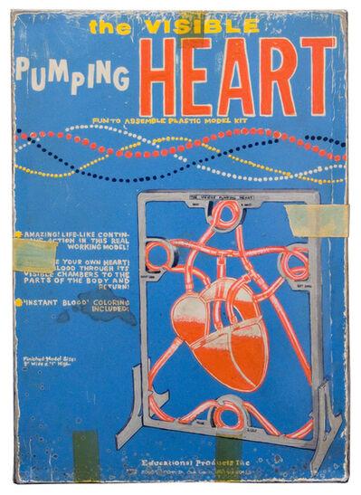 Tim Liddy, 'circa 1955 Pumping Heart', 2012
