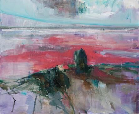 Edwige Fouvry, 'Le Lac Rose', 2018
