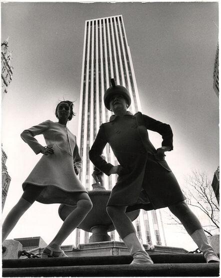 Bill Cunningham, 'GM Building, New York City', ca. 1968-1976