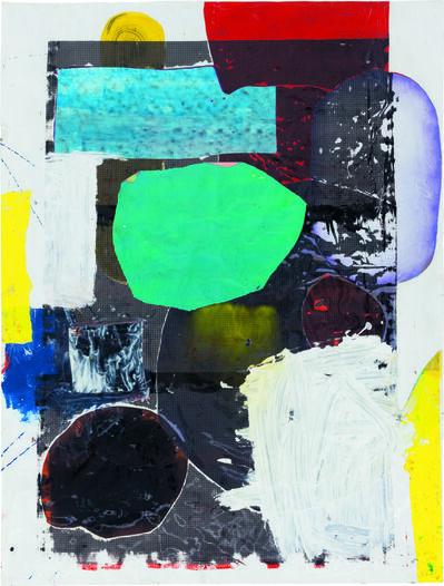Linus Bill + Adrien Horni, 'Mixed Media XXIII', 2013