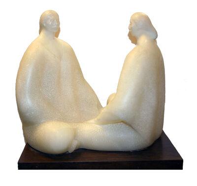 Felipe Castaneda, 'UNTITLED (TWO WOMEN)', 1975