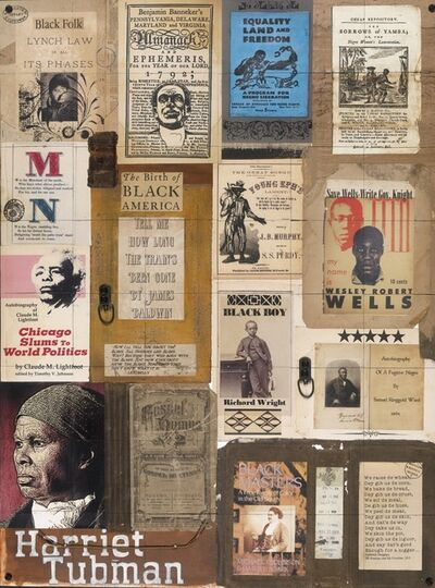 Curtis Woody, 'The Negro Speaks', 2015