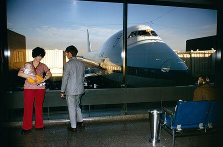 Mitch Epstein, 'Kennedy Airport, New York City', 1973