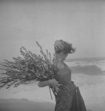 Georges Dambier, 'Fiona Campbell, Corse. Nouveau Femina, juin 1954', 1954