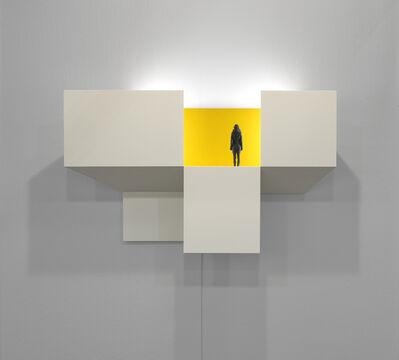 Peter Demetz, 'First Floor', 2018