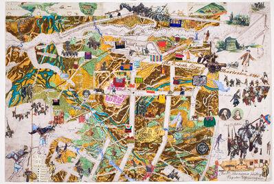 Joyce Kozloff, '(North) American History: Popular Uprising ', 2004